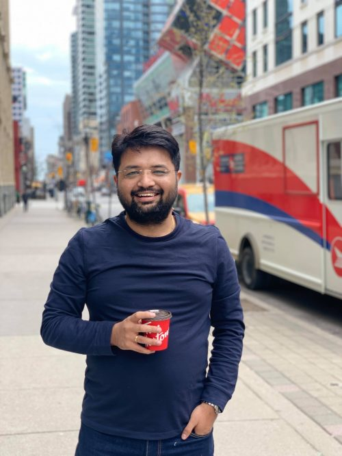 Mihir Naik SEO Consultant Toronto
